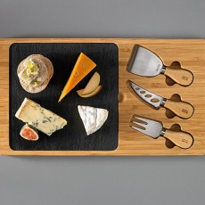 Denby James Martin Cheese Board Set