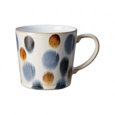 Denby Brown Spot Large Mug