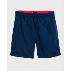 Gant Basic Navy Swim Shorts