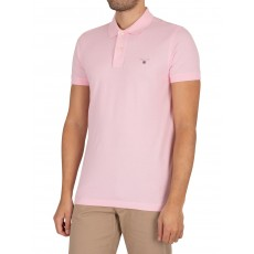 Gant Original Pique Pink Polo Shirt