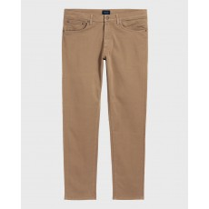 Gant Brown Slim Desert Jeans
