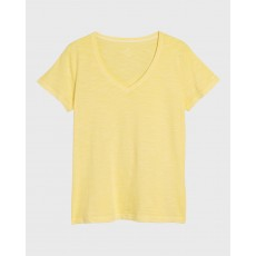 Gant Subleached Lemon T-Shirt
