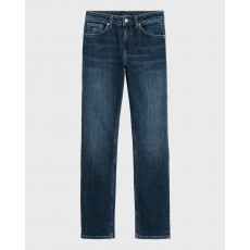 Gant Slim Blue Denim Jeans