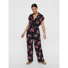 Vero Moda Kaya SS Ankle Jumpsuit Night Sky