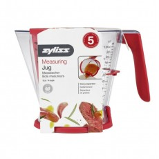 Zyliss Measuring Jug With Gravy Separater
