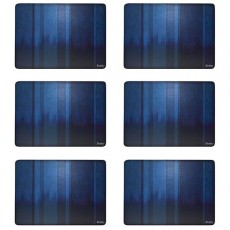 Denby Colours Blue Placemats Set 6
