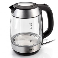 Stellar Electricals Glass Kettle 1.7L