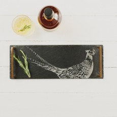 Small Pheasant Serving Tray