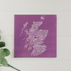 Heather Scotland Trivet