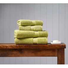 Supreme Hygro Towel Range Green Tea