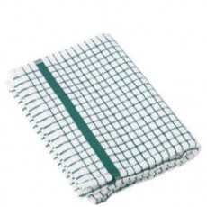 Poli-Dri Tea Towel Green