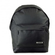 Nicce Core Badge Backpack Black