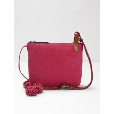 White Stuff DeeDee Crossbody Fest Pink