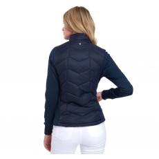 Barbour Winifred Sweat Navy/Navy