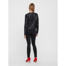 Vero Moda Ria Short Faux Leather Jacket