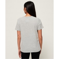 Superdry City Nights Splice Entry Tee