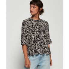 Superdry Jayna Ruffle Top