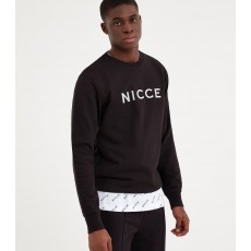 Nicce Lithium Sweat Black