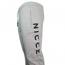 Nicce Lithium Joggers Stone Grey