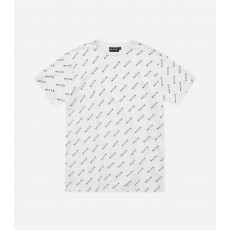 Nicce Repeat T-Shirt White/Black