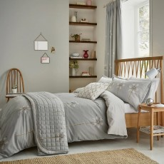 Sanderson Options Thalia Bedding Grey