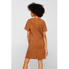 Esprit Woven Toffee Dress
