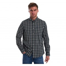 Barbour High Check 8 Shirt Green