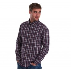 Barbour Country Check 2 Shirt  Red
