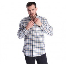 Barbour Thermo Coll Shirt Ecru