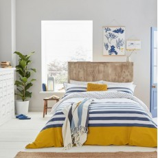 Joules Galley Grade Stripe Bedding Comet