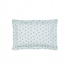 Joules Little Leaf Bedding Soft Blue