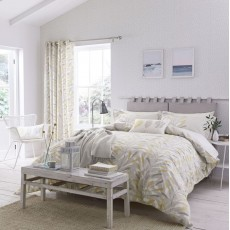Sanderson Home Sea Kelp Bedding Ochre