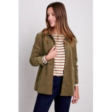 SeaSalt Country Walk Jacket Dark Seagrass