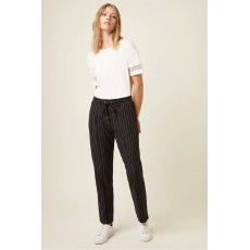 Great Plains Marais Stripe Black and White Trousers