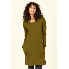 Nomads Terry Tunic Dress Antique