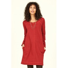 Nomads Terry Tunic Dress Holly