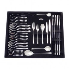 Stellar Raglan 44Pc Cutlery Set