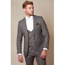 Marc Darcy Jenson Suiting Grey