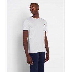 Lyle & Scott Plain Short Sleeved T-Shirt