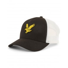 Lyle & Scott  Trucker Black Cap