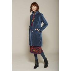 Mistral Lane Coat China Blue