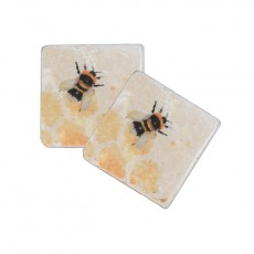 Bees Coasters
