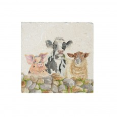 Farmyard Medium Platter