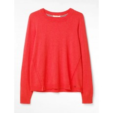 White Stuff Meadow Jumper Coral P
