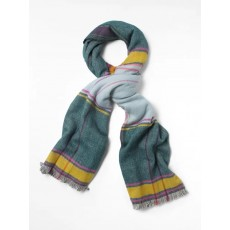 White Stuff Siobhan Check Midweight Scarf