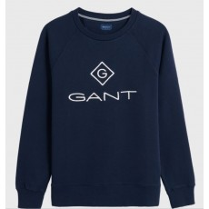 Gant D1. Gant Lock - Up C - Neck Sweat