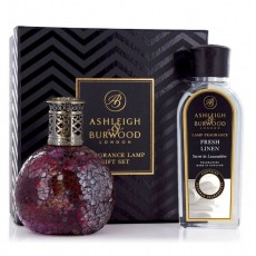 Ashleigh & Burwood Lamp Fragrance Gift Set Rose Bud