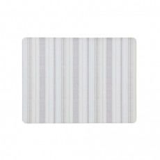 Cream Stripe Placemats Set 6