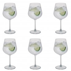 Dartington Gin Copa Glasses Set 6
