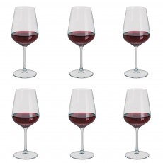 Dartington Select Red Wine Glasses Set 6